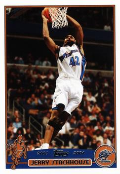 2003-04 Topps #52 Jerry Stackhouse Front