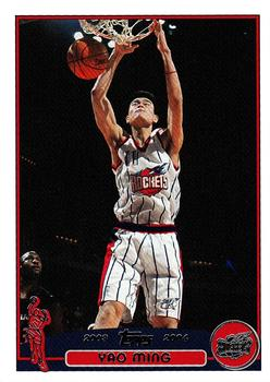 2003-04 Topps #11 Yao Ming Front