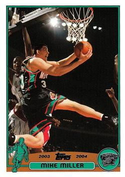 2003-04 Topps #66 Mike Miller Front
