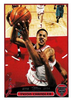 2003-04 Topps #147 Tyson Chandler Front