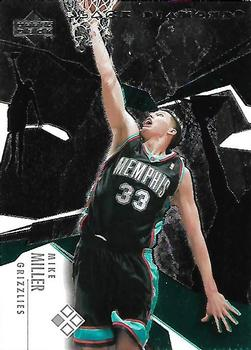 2003-04 Upper Deck Black Diamond #50 Mike Miller Front