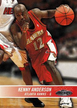 2004-05 Hoops #38 Kenny Anderson Front