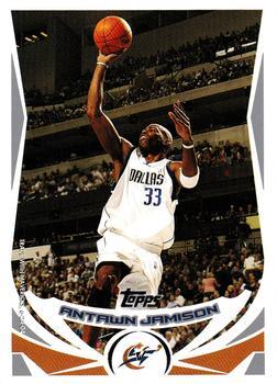 2004-05 Topps Baloncesto Tarjeta Recoger