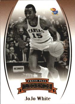 2007-08 Press Pass Legends - Bronze #32 Jo Jo White Front