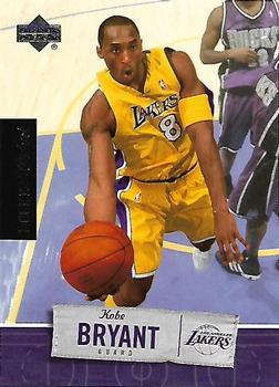 2005-06 Upper Deck Rookie Debut #42 Kobe Bryant Front