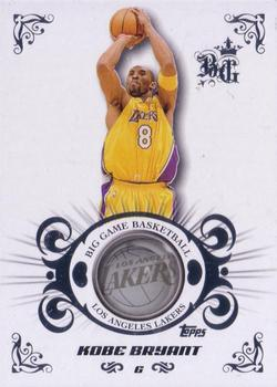 2006-07 Topps Big Game #54 Kobe Bryant Front