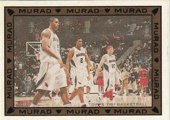 2008-09 Topps T-51 Murad - Checklists #CL27 Al Horford / Joe Johnson / Mike Bibby Front