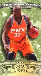 2008-09 Topps Treasury - Mini Exclusives #ME-SO Shaquille O'Neal Front