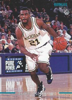 1995 Classic #70 Ray Jackson Front
