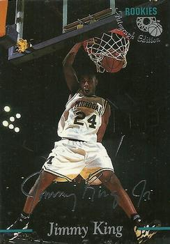 1995 Classic - Autograph Edition Silver Signatures #33 Jimmy King Front