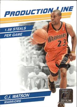 4c39087f2dc8 2010-11 Donruss - Production Line  88 C.J. Watson Front