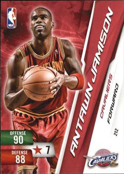 Panini NBA adrenalyn xl-Jamario Moon-Cleveland