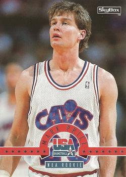 1994 SkyBox USA #20 Mark Price Front