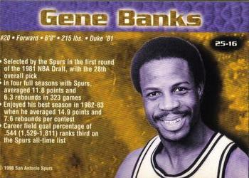 Gene Banks Gallery | The Trading Card Database