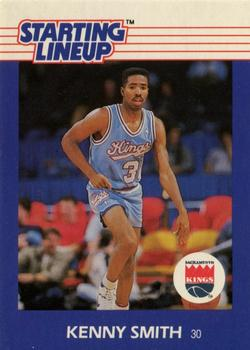 1988 Kenner Starting Lineup #NNO Kenny Smith Front