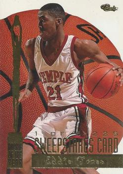 1994 Classic - ROY Sweepstakes #8 Eddie Jones Front