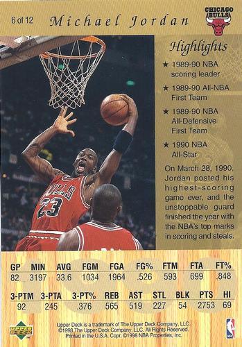 cc17f2ad0b4dd Michael Jordan Gallery | The Trading Card Database