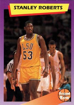 1992 Front Row Dream Picks 86 Stanley Roberts