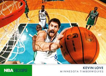 2012-13 Hoops - Action Photos #5 Kevin Love Front