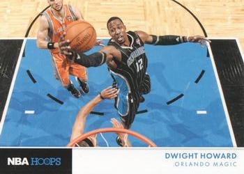 2012-13 Hoops - Action Photos #6 Dwight Howard Front