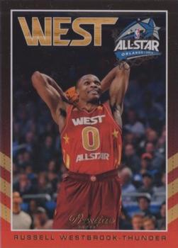 ff1471c1f2f55f 2012-13 Panini Prestige - All-Stars West  12 Russell Westbrook Front