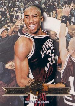 1996 Press Pass #13 Kobe Bryant Front