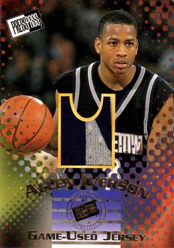 online retailer 65638 f4cde Allen Iverson Gallery | The Trading Card Database