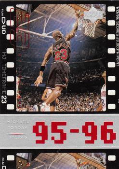 69363a1bd79f55 1998 Upper Deck Michael Jordan Living Legend  100 Michael Jordan Front