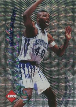 1996 Collector's Edge Rookie Rage - Key Kraze Holofoil #13 Walter McCarty Front