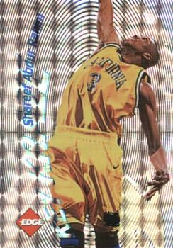 1996 Collector's Edge Rookie Rage - Key Kraze Holofoil #1 Shareef Abdur-Rahim Front