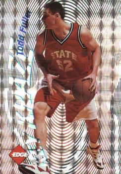 1996 Collector's Edge Rookie Rage - Key Kraze Holofoil #7 Todd Fuller Front