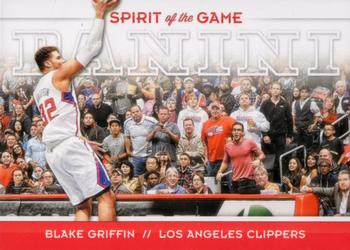 2012-13 Panini - Spirit of the Game #13 Blake Griffin Front