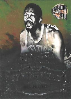 2012-13 Panini Brilliance - Springfield #1 Bill Russell Front