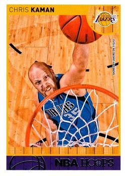 2013-14 Hoops #198 Chris Kaman Front