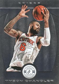 2013-14 Panini Totally Certified #70 Tyson Chandler Front