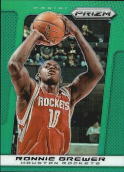 2013-14 Panini Prizm - Prizms Green #126 Ronnie Brewer Front
