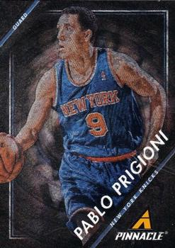 2013-14 Pinnacle - Museum Collection #107 Pablo Prigioni Front
