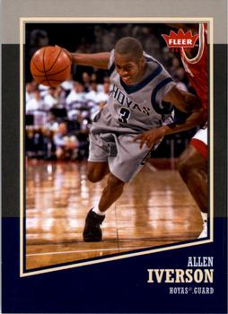 Allen Iverson Gallery The Trading Card Database