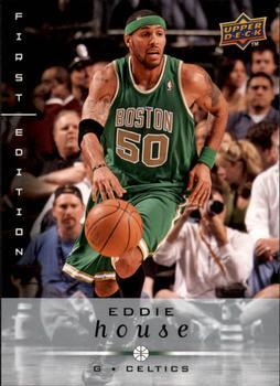Panini NBA adrenalyn xl-Eddie House-Boston