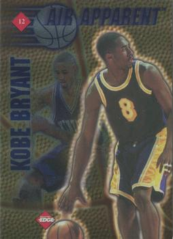 1997 Collector's Edge - Air Apparent #12 Derek Anderson/Kobe Bryant Back
