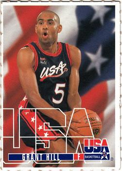 Grant Hill Gallery The Trading Card Database