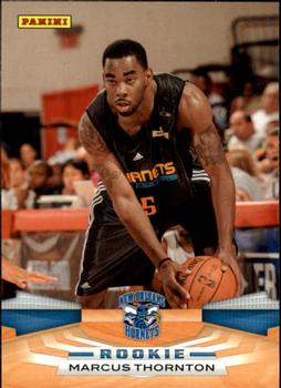 Sport Trading Cards Sammeln & Seltenes Marcus Thornton  Special Panini NBA Adrenalyn XL 2011