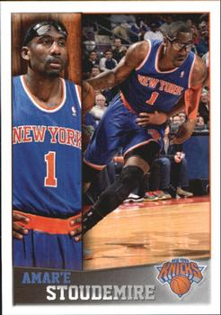 2013-14 Panini Stickers #28 Amar'e Stoudemire Front