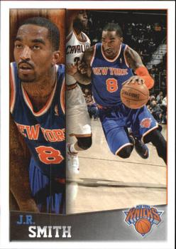 2013-14 Panini Stickers #33 J.R. Smith Front