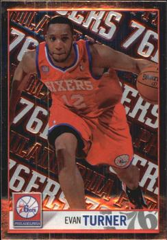 2013-14 Panini Stickers #37 Evan Turner Front