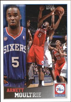 2013-14 Panini Stickers #39 Arnett Moultrie Front