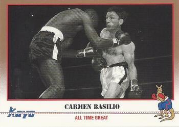 1991 All World #49 Carmen Basilio