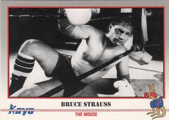 1991 Kayo #49 Bruce Strauss Front