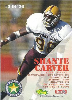 Shante Carver Shante Carver Gallery The Trading Card Database