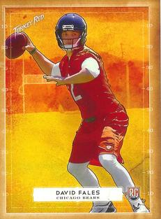 2014 Topps Turkey Red - Mini #93 David Fales Front